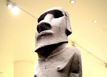 Chilean Island Natives Seek Return of Unique Statue Kept in London