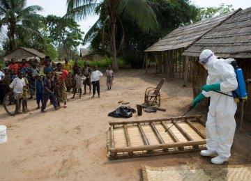 Ebola Kills 3 in Congo