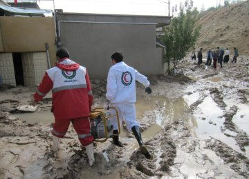 Flash Floods Toll Rises to 40