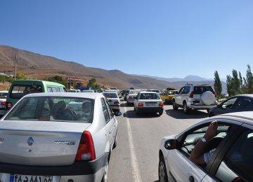Haraz Road Restrictions