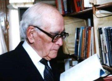 Professor Hesabi's Tomb to Be Restored