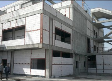 Hospital Project in E. Azarbaijan Expedited