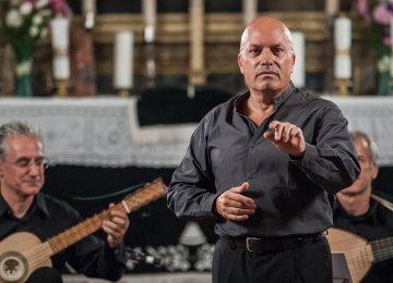 Italian Tenor Will Perform at Fajr Festival