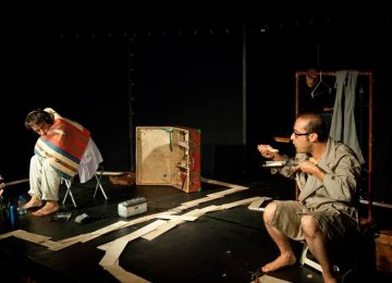 Italian-Iranian Play Awarded in Polish Festival