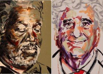 Portrait Exhibition at Vista Gallery
