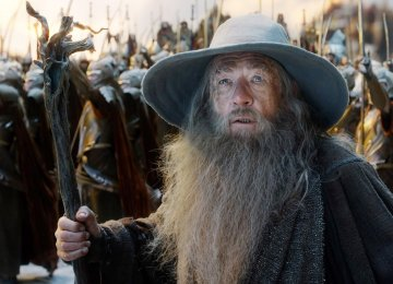 Lord of the Rings TV Series Under Negotiation