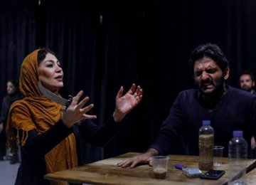 Shakespeare's Macbeth on Tehran Stage