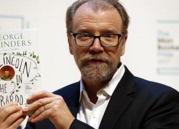 Man Booker Prize for Saunder's First Novel