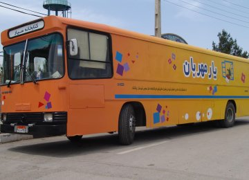 The number of IIDCYA rural mobile libraries has increased from 85 to 170 in less than four years.