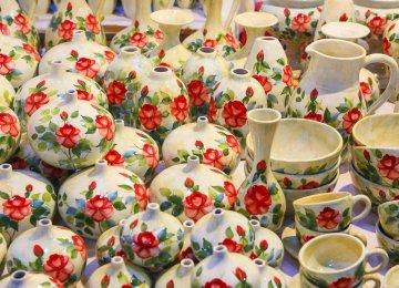 National Handicrafts Expo in Tehran