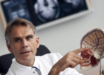German Neurosurgeon to Treat War Veterans