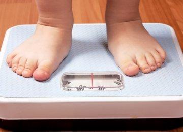 Childhood Obesity Rising