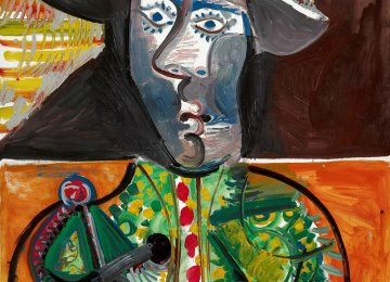 Picasso's Self-Portrait Up for Auction at Sotheby's
