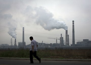 The WHO says air pollution is the largest environmental risk factor for human disease.