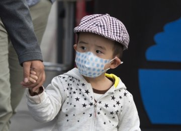 According to WHO, 570,000 children under the age of five die every year from respiratory infections linked to indoor and  outdoor air pollution.