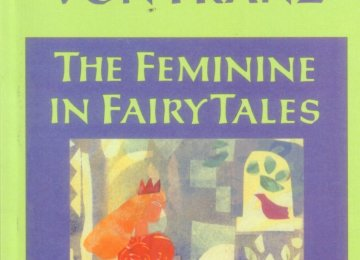 Book on Fairy Tales Female Characters in Persian