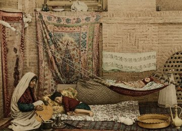 Qajar History, Art on Display at Harvard Museum