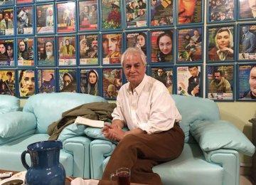 Theater Director Ali Rafiee to Receive Hafez Statuette