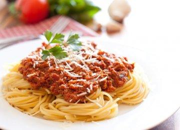 Researchers Produce 'Anti-Colon Cancer Spaghetti'