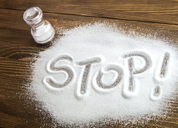 If the target to reduce salt by 30% globally by 2025 is achieved, millions of lives can be saved from heart disease, stroke and related conditions.