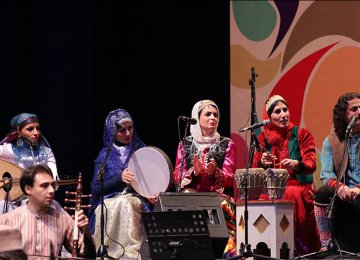 Sazineh Band to Perform Ethnic Pieces