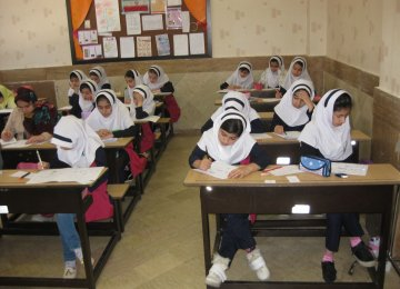 It is reported that for the new academic year, 12.6 million students have enrolled in schools.