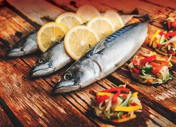 Seafood Intake Low