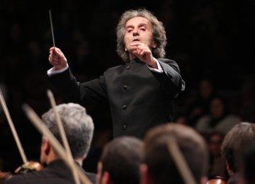 Tehran Symphony Orchestra to Perform at Vahdat Hall
