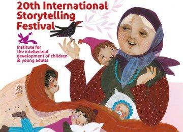 Storytelling Fest at IIDCYA