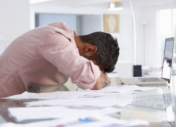 Prolonged Work-Related Stress May Cause Cancer in Men