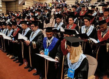 More Foreign Students Interested in Iranian Varsities