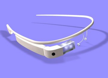 Although Google Glass never did reach the market, the technology could presumably be adapted to other smart glasses.