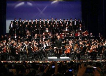 Tehran Symphony Orchestra Will Celebrate Yalda