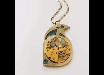 Clock Innards, Later Jewelry