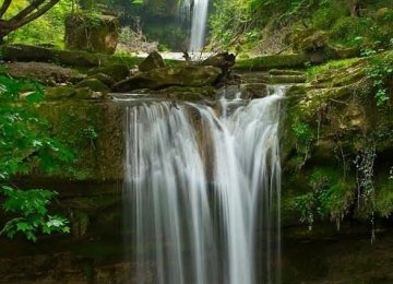 Seven Waterfalls