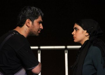 Farzin Nobarani's Mama Yerma  to Attend Belarus Theater Festival