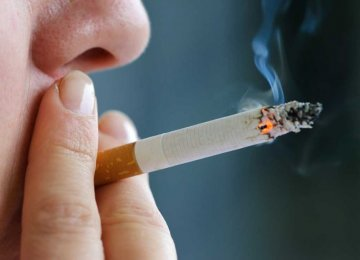 According to official figures, 11% of Iranians are smokers.