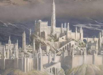 Tolkien's Fall of Gondolin Coming Soon
