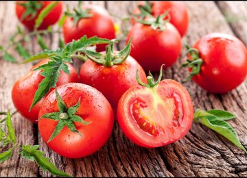 Lycopene, the primary carotenoid in tomatoes, may be able to protect skin against UV light damage.