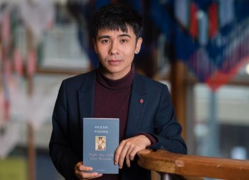 Vietnamese-American's Debut Collection Wins T.S. Eliot Prize