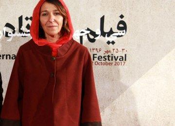 Italian Sound Designer Holds Workshop in Tehran