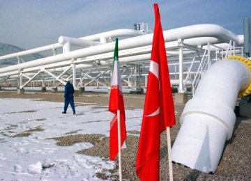 Iran Clears 40% of Gas Fine to Turkey