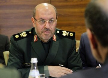 Iran, Iraq Sign Military MoU