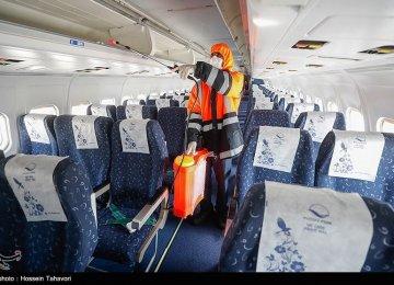 Airfares Plunge Amid Virus Outbreak