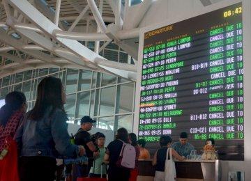 Bali Airport Reopens As Volcanic Danger Passes Financial