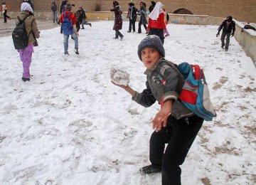 Support for School Winter Break
