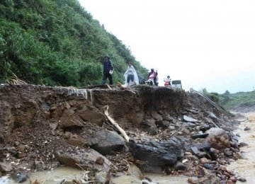7 Killed in Thailand Landslide