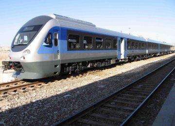 Zanjan-Mashhad Rail Linkup