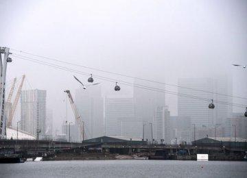Fog Cancels UK Christmas Travels