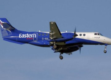 Eastern Airways Goes Online